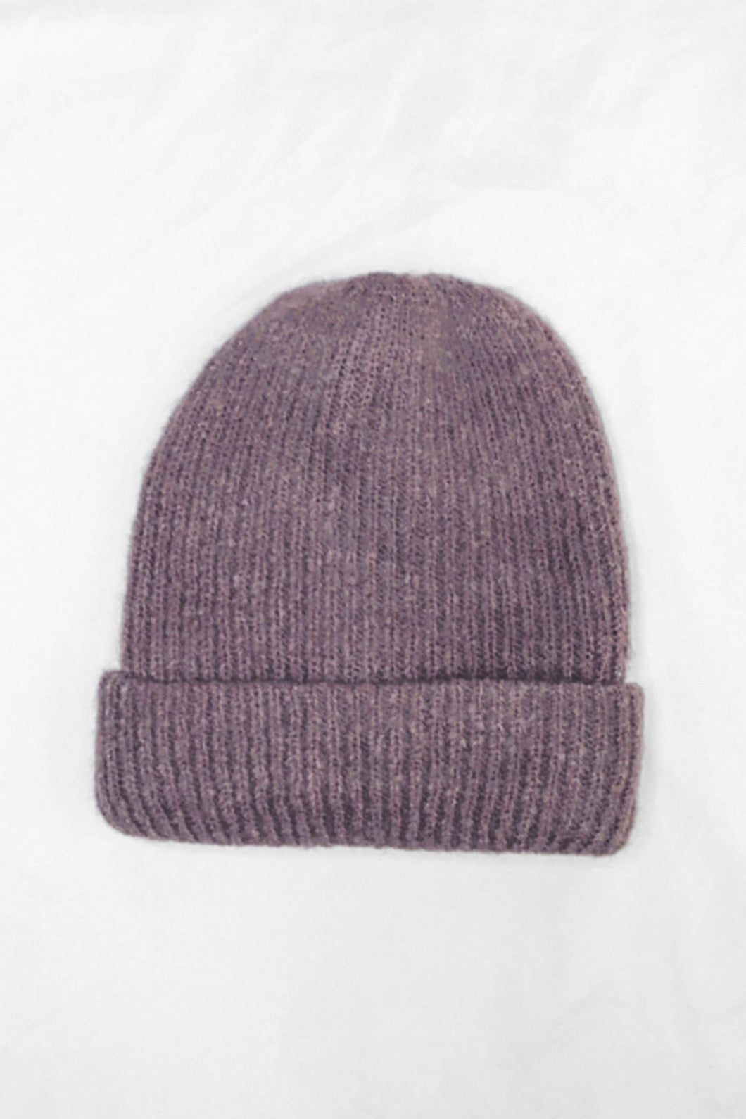 Soul Smile Ribbed Beanie