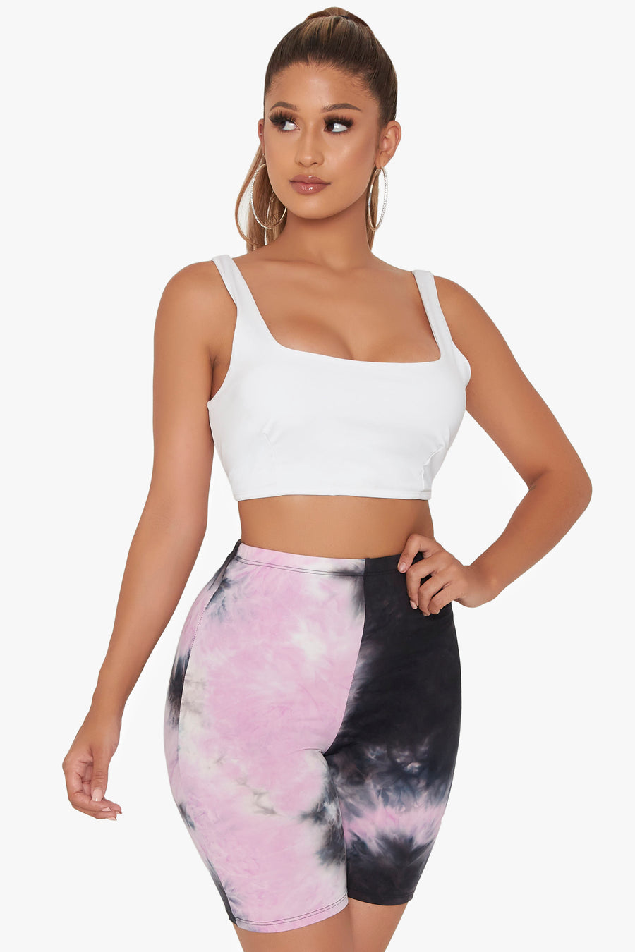 Sucker For Groove Biker Shorts