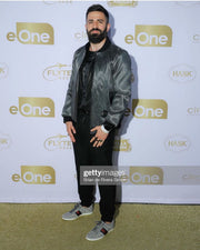 Prophecy bomber Enhanced on a red carpet gala