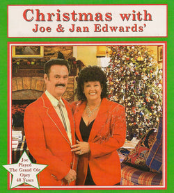 Joe & Jan Edwards, Christmas with Joe & Jan (Complete CD) Style# Joe218