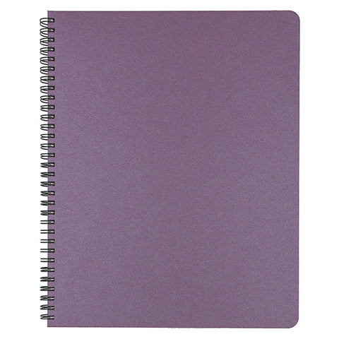 LARGE PLAIN NOTEBOOKS