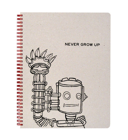 Large: Never Grow Up