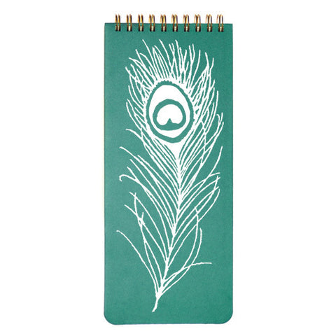 Peacock Feather Skinny Mini