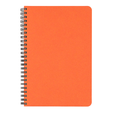 Blank Slate- Coral Notebook