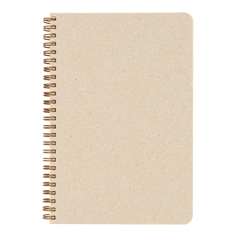 Blank Slate- Natural Notebook