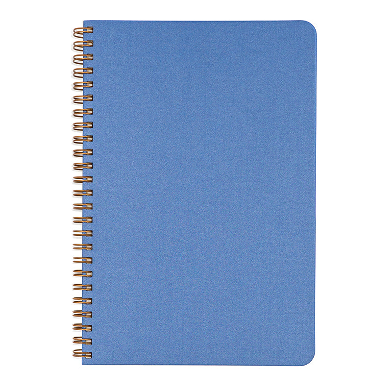 Blank Slate- Ocean Blue Notebook