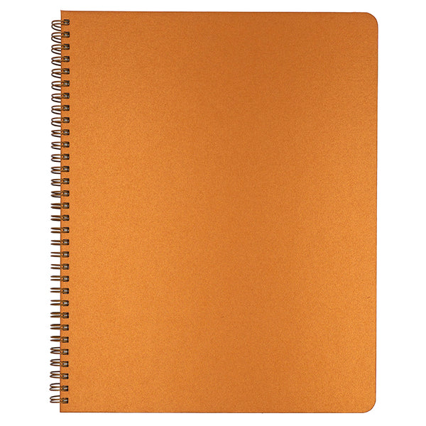 Blank Slate- Copper Notebook in Large Size