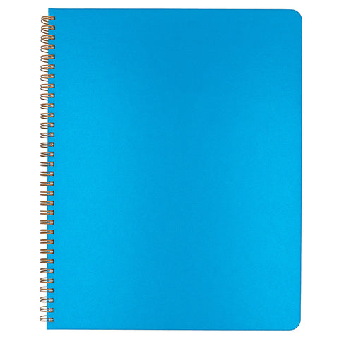 Blank Slate- Peacock Notebook in Large Size