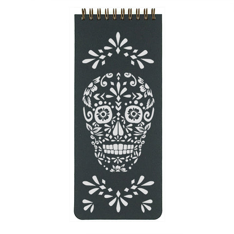 Sugar Skull List Pad