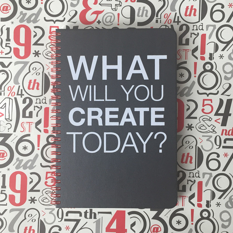What Will You Create Today?
