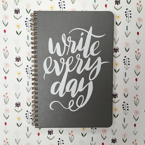 Write Every Day x Jenny Highsmith