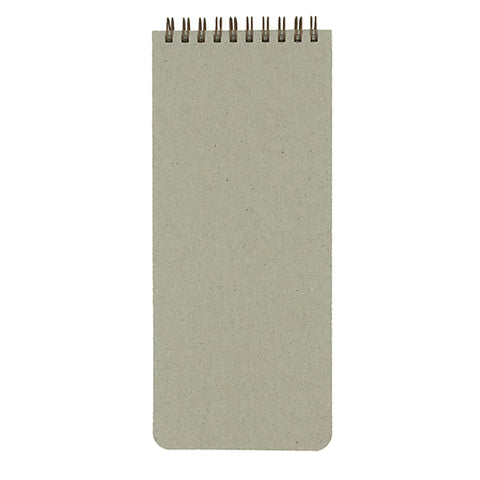 Natural Blank Slate List Pad