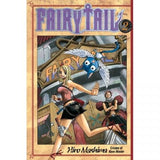 Fairy Tail Manga Vol. 2