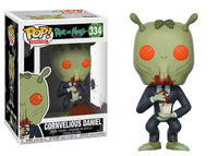 RICK & MORTY: CORNVELIOUS DANIEL POP!