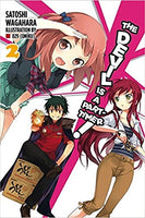 The Devil is a part timer: light novel vol 2