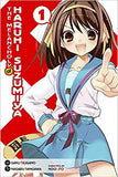 The Melancholy of Haruhi Suzumiya Manga Vol. 1 (Used)