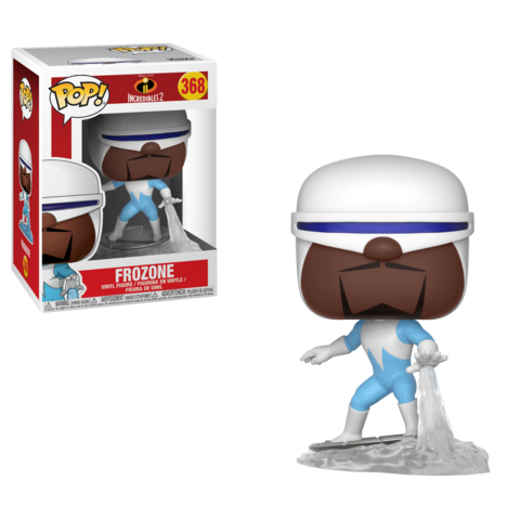 Incredibles 2: Frozone 368