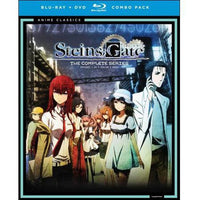 Steins;Gate the Complete Series Blu-Ray