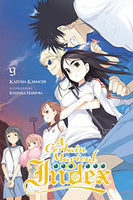 A Certain Magical Index: Novel Vol.9