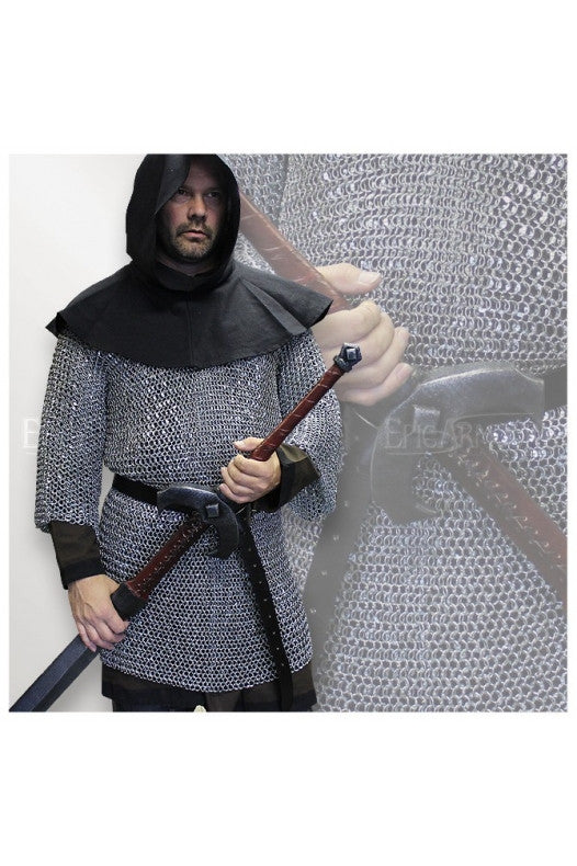Full Length Short Sleeve Riveted Chainmail