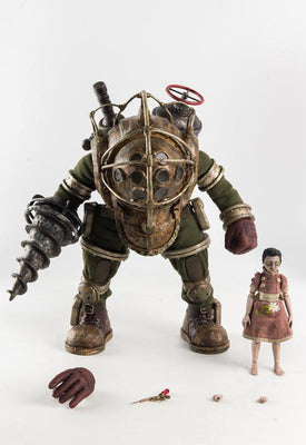 BIOSHOCK: Big Daddy & Little Sister