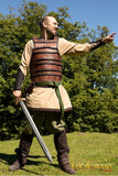 Leather Celtic Armor Brown