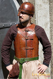 Leather Soldier Armor (Brown/Black)