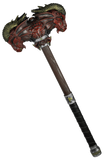 Calfera Hammer (Red)