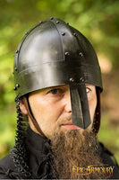 Viking Spagenhelm Dark