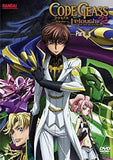 Code Geass: Lelouch of the Rebellion R2 Part 2 DVD