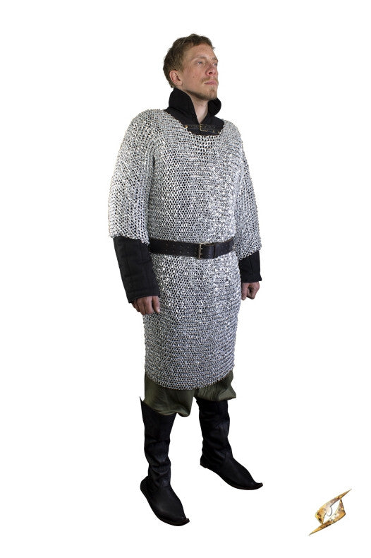 Full Length Short Sleeve Aluminium Chainmail