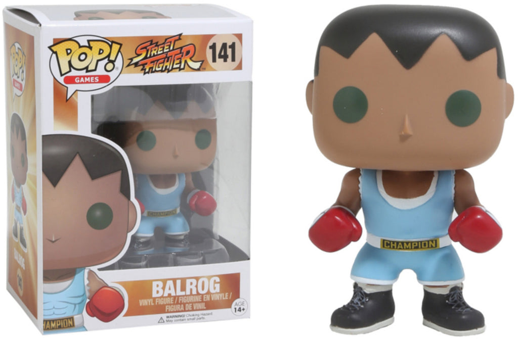 Street Fighter Balrog Funko POP 141