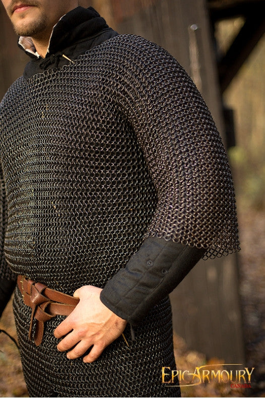 Ragnar Black Chainmail