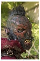 Red Carnal Orc Mask
