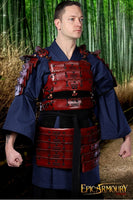 Samurai Armor (Red/Black)