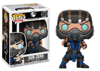 MORTAL KOMBAT SUBZERO POP!