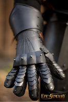 Undead Medieval Gauntlets