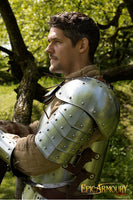 Warrior Larp Pauldrons