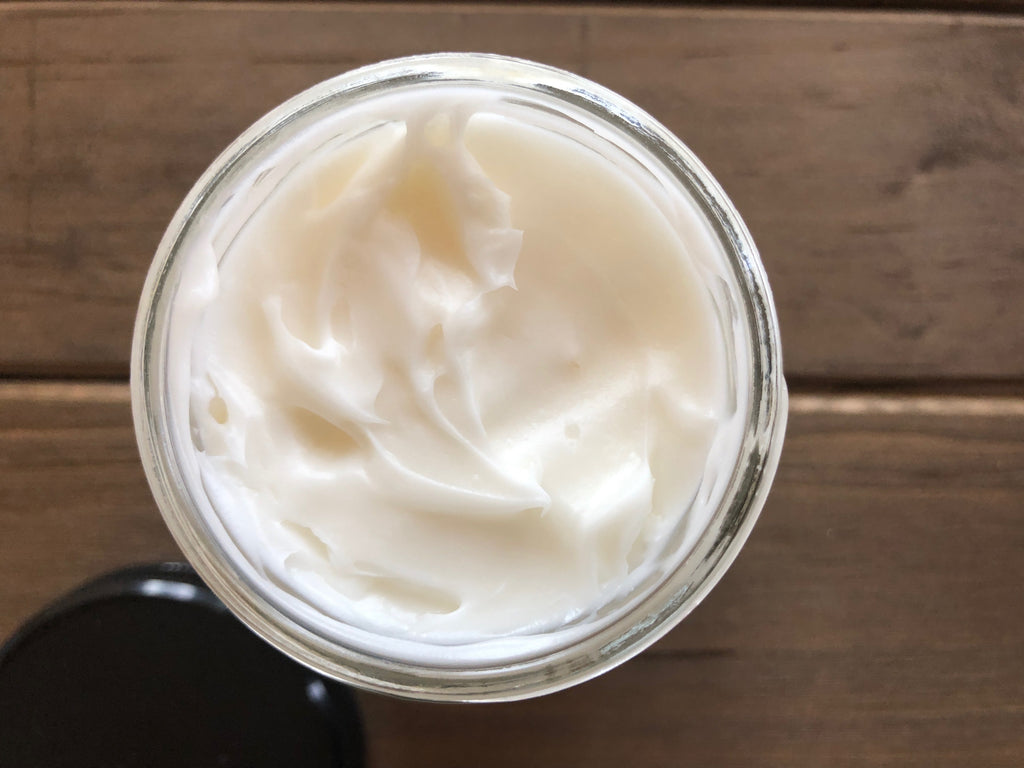 Whipped Foot Butter DIY Recipe