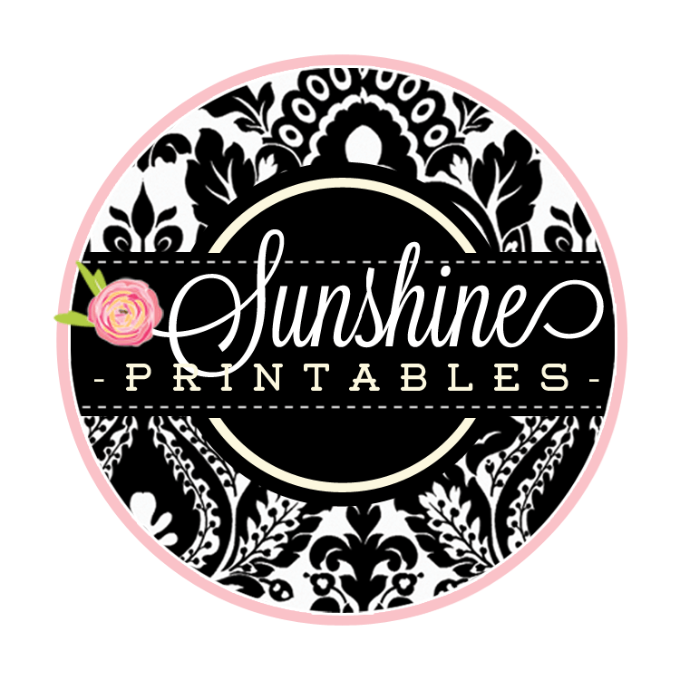 Sunshine Printables