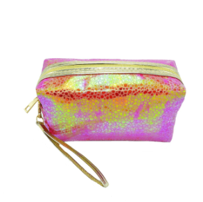 Holographic Cosmetic Pouch