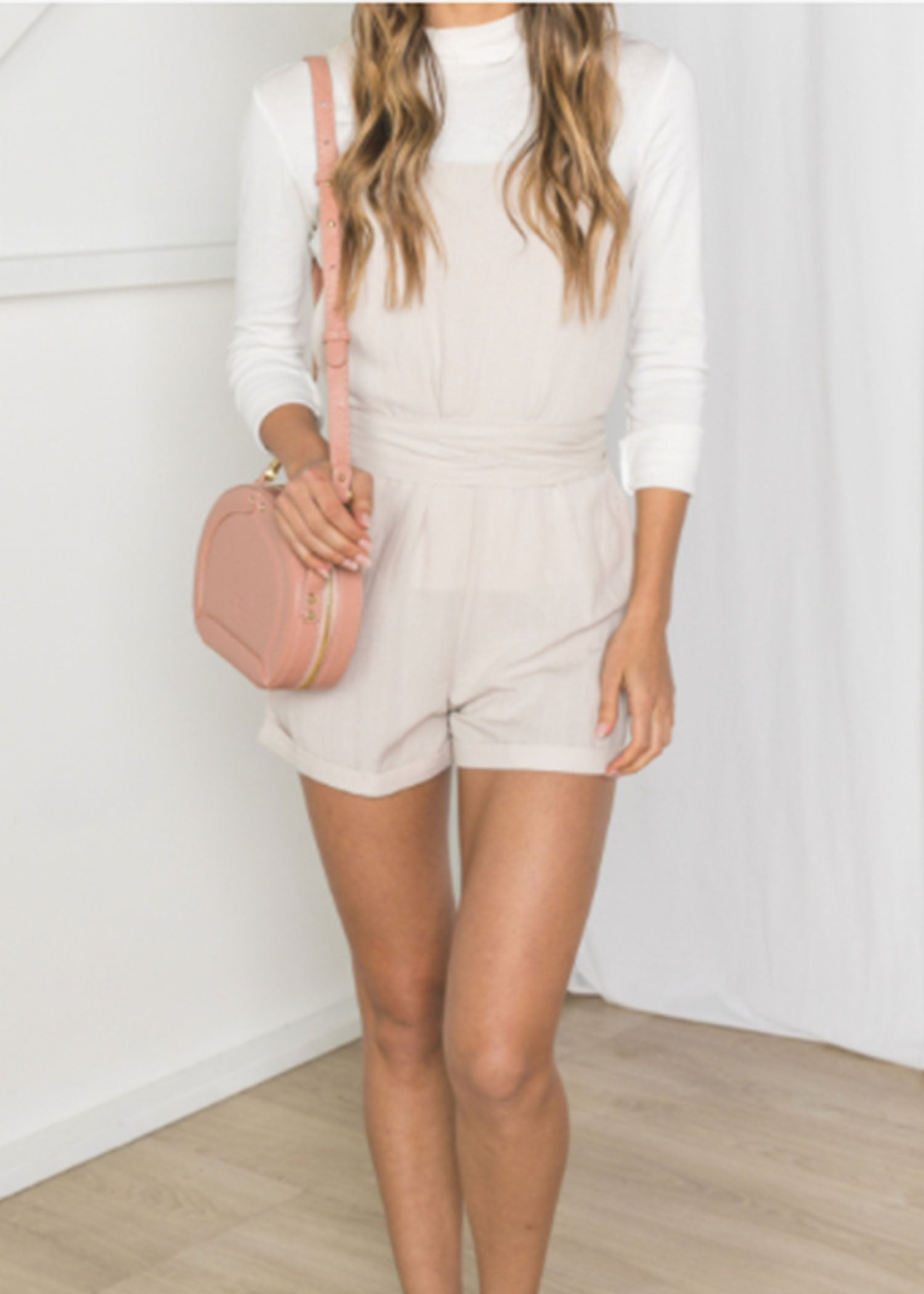 Kindly Deeds Playsuit - HALONA, USA