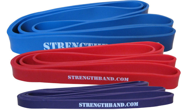 Strength Band Trainer Pack