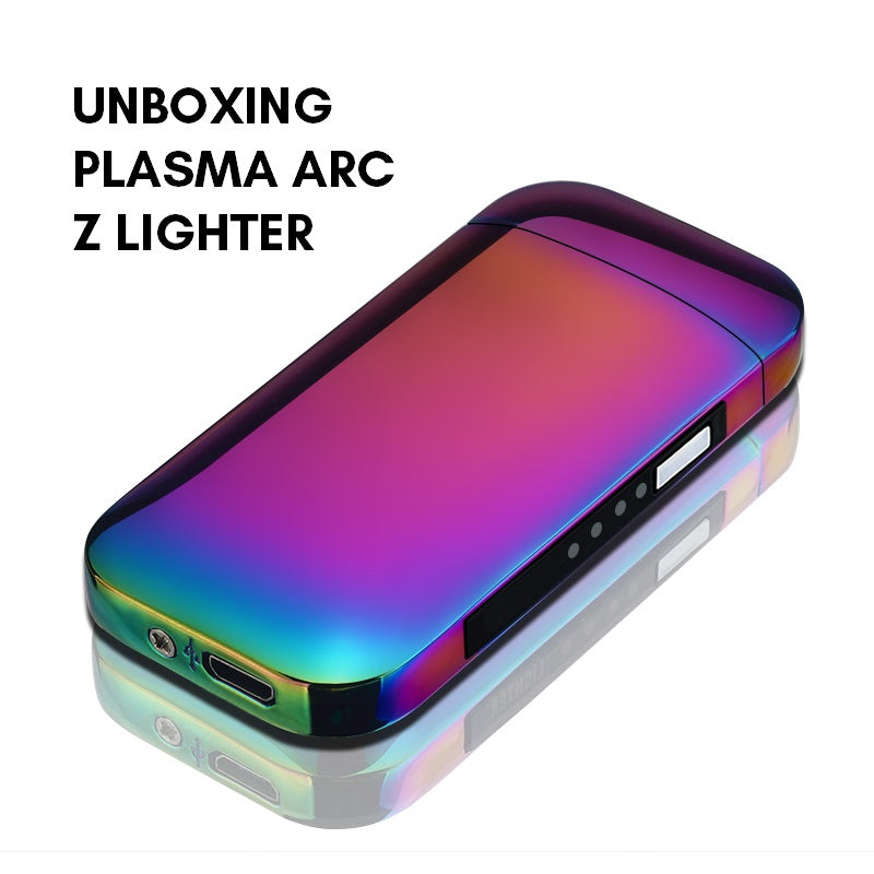 Unboxing The New Plasma Arc Lighter