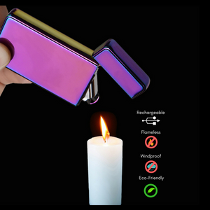 electric plasma arc lighter