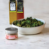 Salt & Vinegar Kale Chips