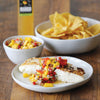 Seared Halibut with Mango Salsa