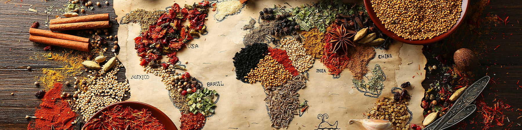 World Spices