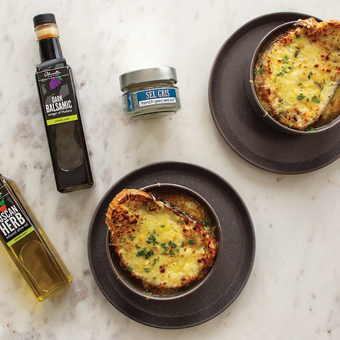 French Onion Soup Recipe   Olivelle - The Art of Flavor®