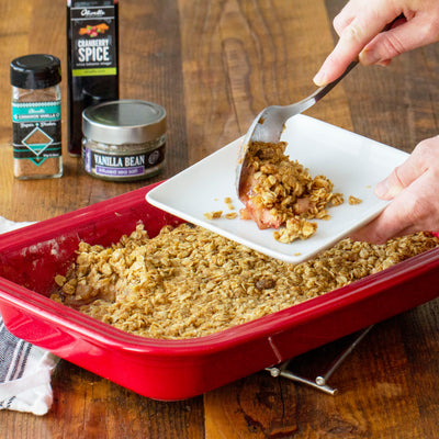 Cran-Apple Crisp - Recipe Kit